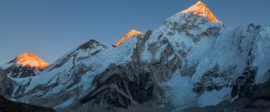 Everest Three Passes Trek/High pass Trek Everest – 21 Days