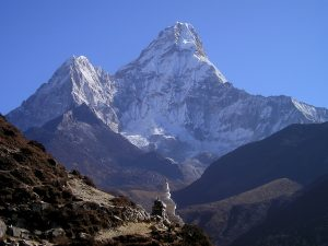 Amadablam Base Camp Trek: 15 Nights/16 Days