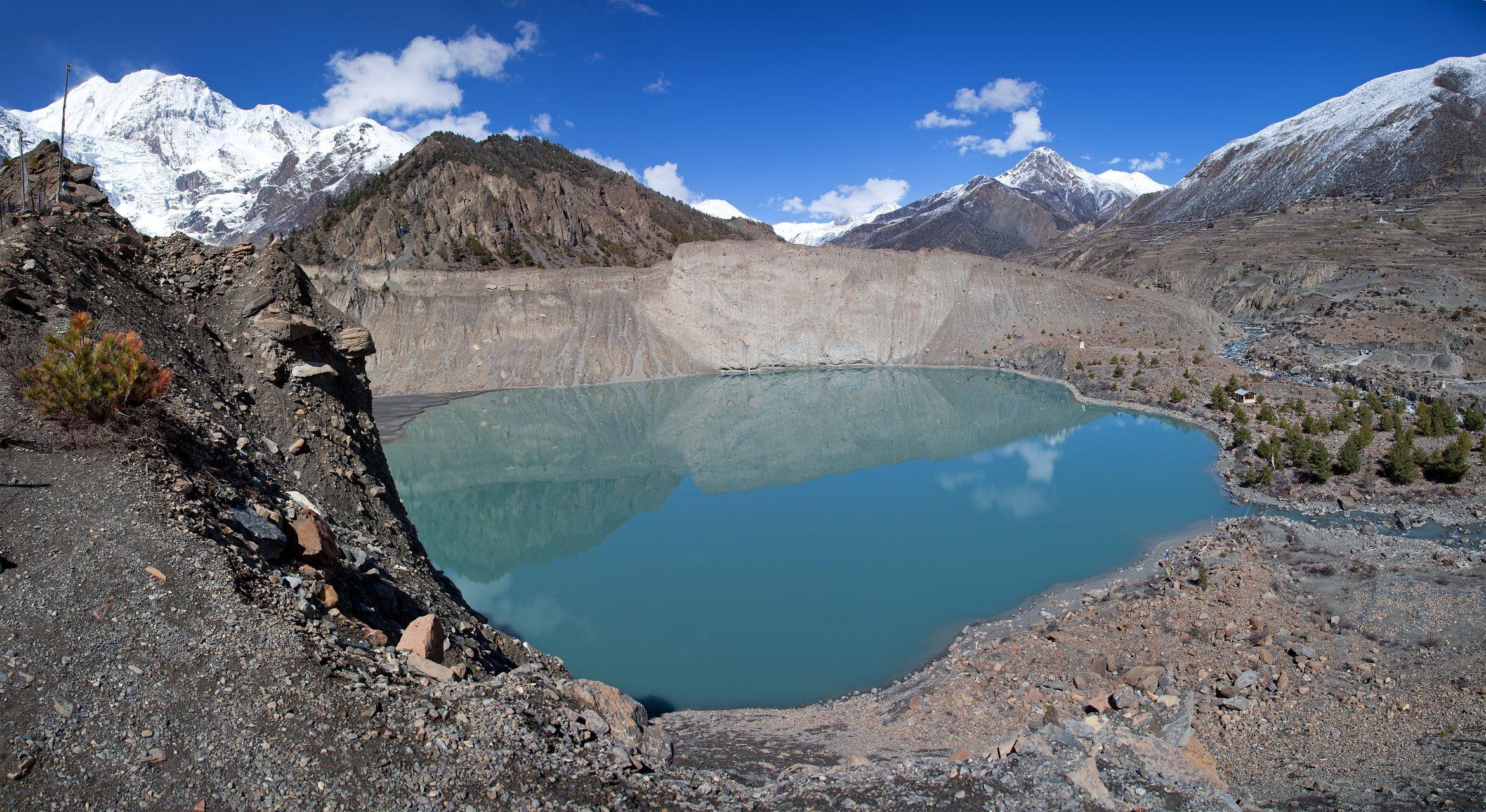 Tilicho Lake Trek- 18 Days