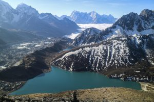 Everest Gokyo Lake Trekking:14days
