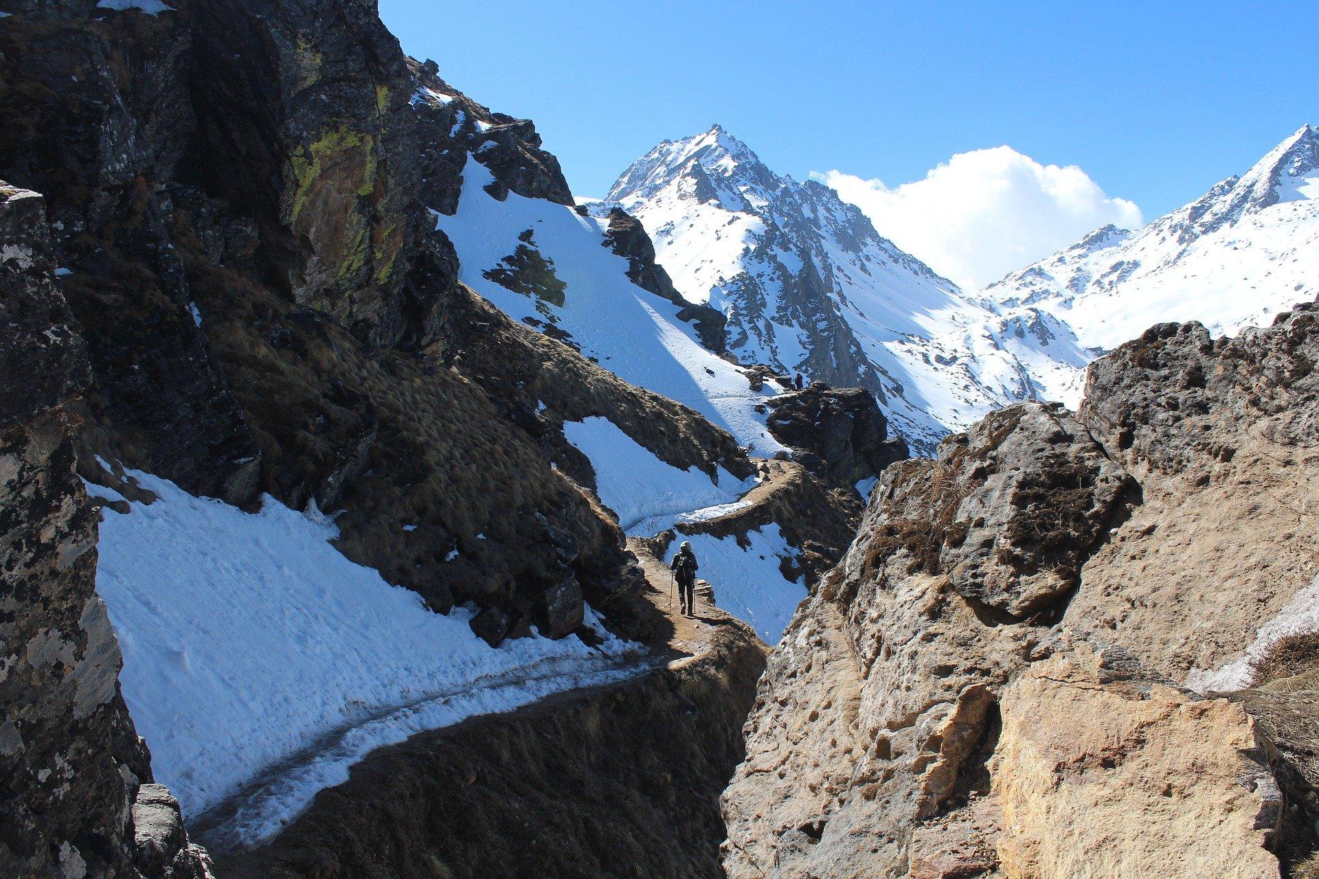 Ganesh Himal and Langtang Valley Trek