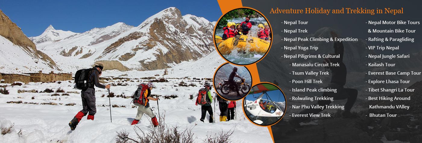 Nepal Holiday Activities