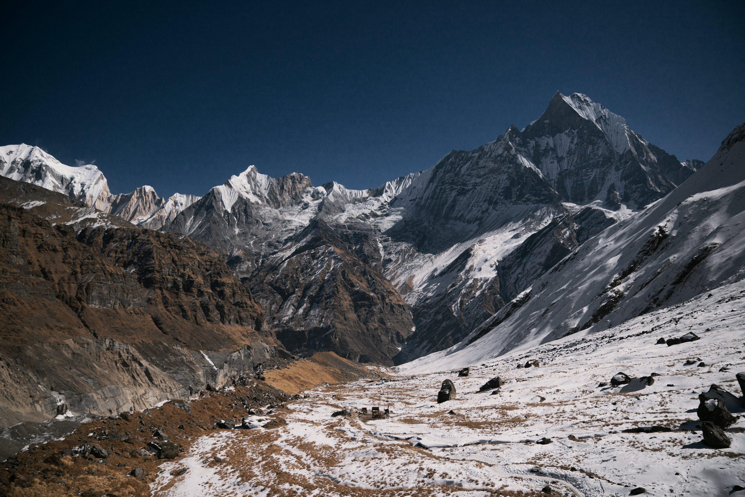 Manaslu and Annapurna Trek with Tilicho Lake